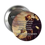 """Tragedy of Hamlet 2.25"""" Button (100 pack)"""