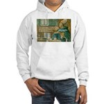 Saint Augustine of Hippo Hooded Sweatshirt