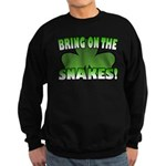 Bring on the Snakes Sweatshirt (dark)