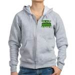 Team Stout Women's Zip Hoodie
