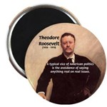 Theodore Roosevelt Magnet