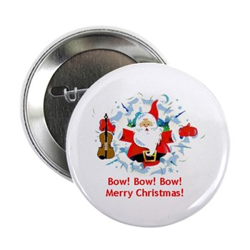 Santa Fiddle Button