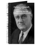 Franklin D. Roosevelt Journal