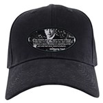 Wolfgang Pauli: Principles in Physics Black Cap
