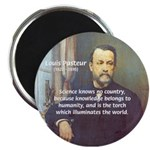 Louis Pasteur: Science Humanity Magnet