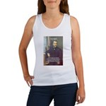 Louis Pasteur: Science Humanity Women's Tank Top