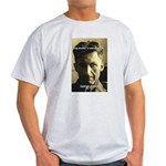 Orwell Big Brother 1984 Ash Grey T-Shirt