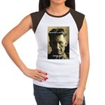 Orwell Big Brother 1984 Women's Cap Sleeve T-Shirt