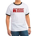 Rated R Red State Conservative Ringer T