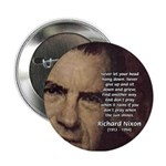 Inspiration President Nixon Button