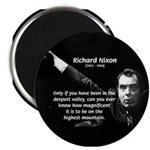 "Motivation Richard Nixon 2.25"" Magnet (100 pack)"