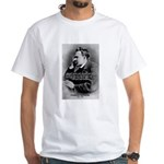 Christian Morality / Nietzsche White T-Shirt