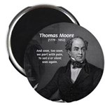 Irish Poet: Thomas Moore Magnet