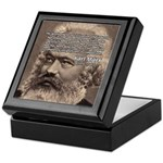 Civilization and Marx Keepsake Box