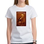 Power of Change Karl Marx Women's T-Shirt