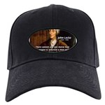 Philosophy John Locke Black Cap