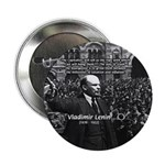 "Vladimir Lenin Revolution 2.25"" Button (10 pack)"