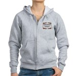 Due Diligence Compliance Women's Zip Hoodie