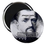 "Kepler Scientific Revolution 2.25"" Magnet (10 pack"