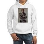 Man / War John F. Kennedy Hooded Sweatshirt