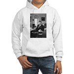 Humanist John F. Kennedy Hooded Sweatshirt