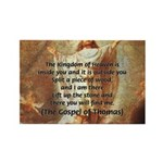 Jesus Kingdom of Heaven Rectangle Magnet (10 pack)