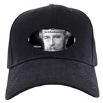 William James Life and Change Black Cap