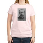 Prejudice William James Women's Pink T-Shirt