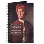 David Hume on Beauty Journal
