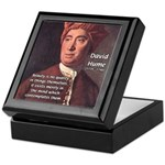 David Hume on Beauty Keepsake Box