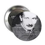 "Man / Language: Heidegger 2.25"" Button (10 pack)"