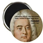 "Handel's Messiah 2.25"" Magnet (100 pack)"