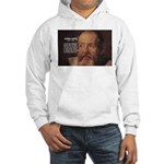 Ignorance Religion Galileo Hooded Sweatshirt
