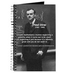 Paul Dirac Quantum Theory Journal