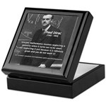 Paul Dirac Quantum Theory Keepsake Box