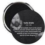 "Astronomy Tycho Brahe 2.25"" Magnet (10 pack)"