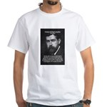 British Idealism Bradley White T-Shirt