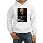 Glory God Music J. S. Bach Hooded Sweatshirt