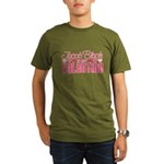 Jacob Twilight Valentine Organic Men's T-Shirt (da
