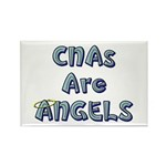 CNAs Are Angels Rectangle Magnet