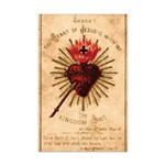 Heart of Jesus Mini Poster Print