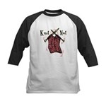 Knit Nut Kids Baseball Jersey