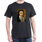 Samuel Taylor Coleridge Poet Black T-Shirt