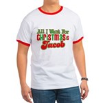 Christmas Jacob Ringer T