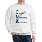 CNA Rainbow Sweatshirt