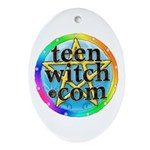 TeenWitch  Ornament (Oval)