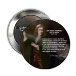 Isaac Newton Laws Motion Button