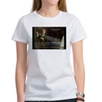 Isaac Newton Laws Motion Women's T-Shirt