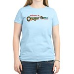 Welcome to Cougar Town Women's Light T-Shirt