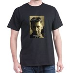 Orwell Big Brother 1984 Black T-Shirt